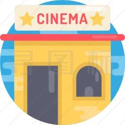 电影院图标