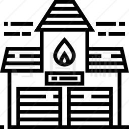 消防站图标