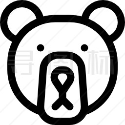 北极熊图标