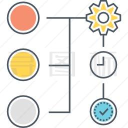 自动化图标