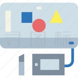 平面设计图标