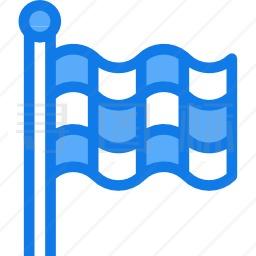 赛结旗图标 有svg Png Eps格式 寻图标