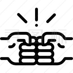 碰拳图标 有svg Png Eps格式 寻图标