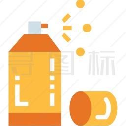 喷雾瓶图标
