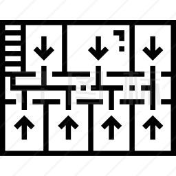 平面图图标