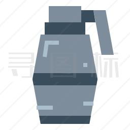 手榴弹图标