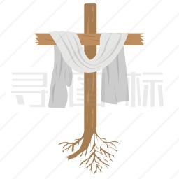 基督十字架图标