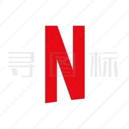 网飞公司标志图标
