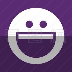 笑脸标志图标