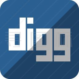 Digg图标