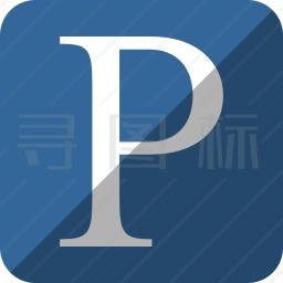 P标志图标