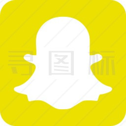 Snapchat图标