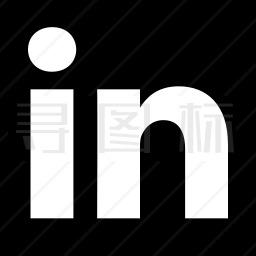 LinkedIn图标