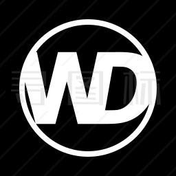 WD标志图标