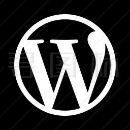 Wordpress图标