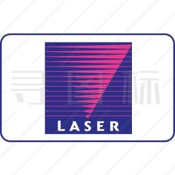 laser卡片图标