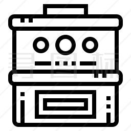 蒸汽炉图标