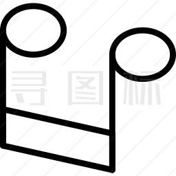 八分音符图标 有svg Png Eps格式 寻图标