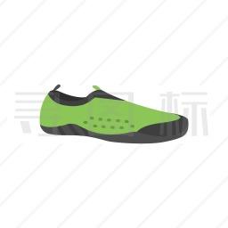 跑步鞋图标