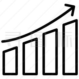 统计图表图标