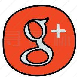 Google+图标