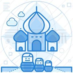 清真寺图标