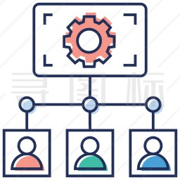 团队管理图标