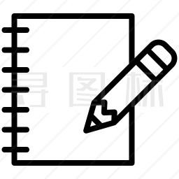 写生本图标