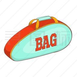 网球包装袋图标
