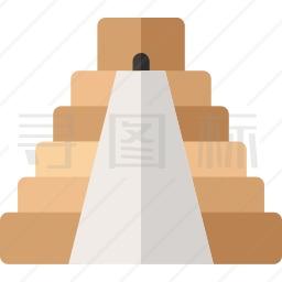 奇琴伊察金字塔图标