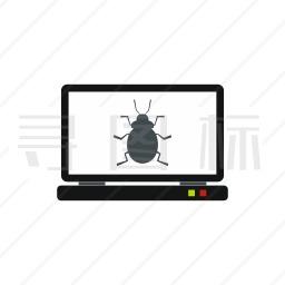 bug图标