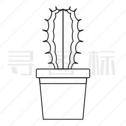 仙人树图标