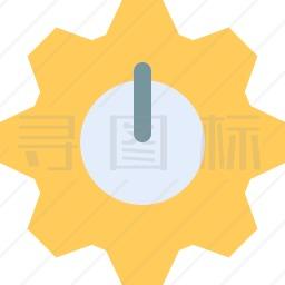 电源设置图标