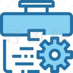 业务管理图标