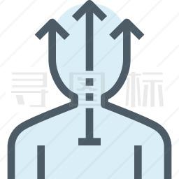个人资源图标