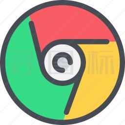 谷歌浏览器图标