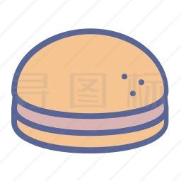 汉堡包图标
