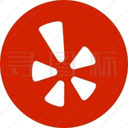 Yelp图标