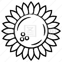 向日葵图标