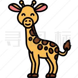 长颈鹿图标