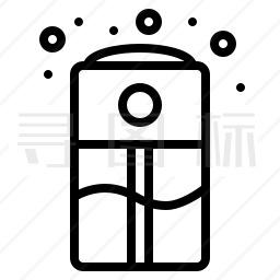 加湿器图标