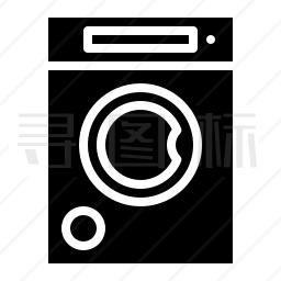 烘干机图标