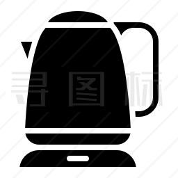 烧水壶图标