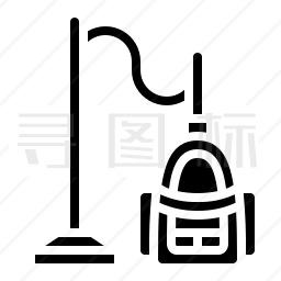 吸尘器图标