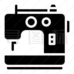 缝纫机图标