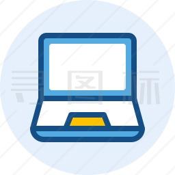 笔记本电脑图标