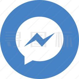 messenger图标