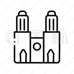 巴黎圣母院图标