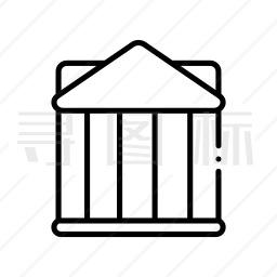 美国国会大厦图标