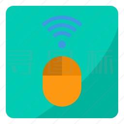 无线鼠标图标